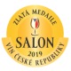 SALON VÍN ČESKÉ REPUBLIKY 2019 - Zlatá medaile